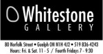 Whitestone Gallery Guelph logo
