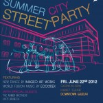 Summer City Street Party Fourth Friday's Guelph