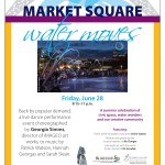 Market Square Water Moves Guelph