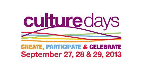 Culture Days Guelph logo