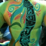 Body Painting Fourth Friday's Guelph